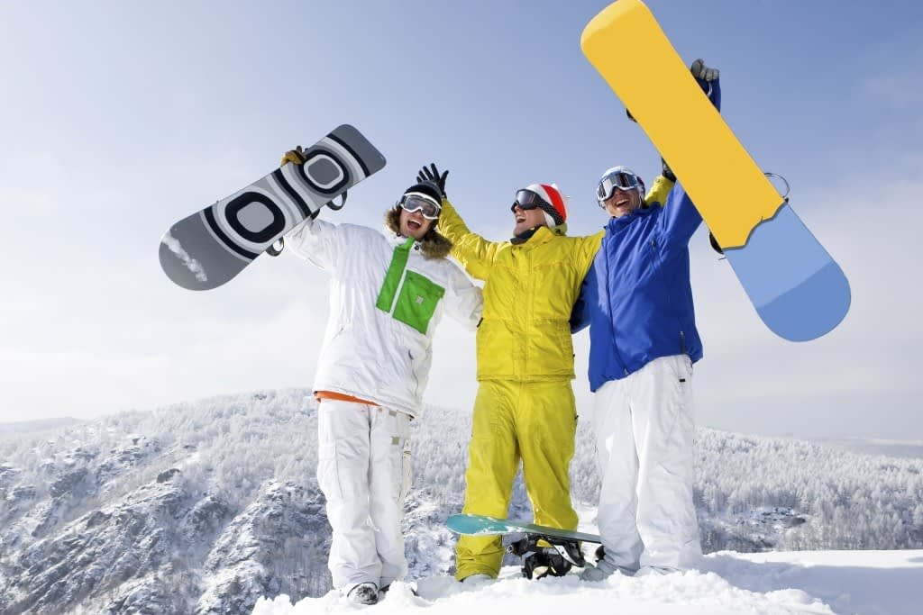 Reach the summit with these skiing and snowboarding festivals