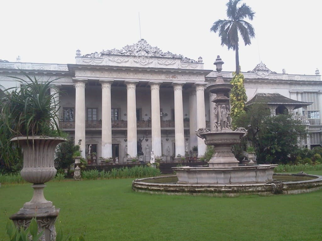 Marble Palace