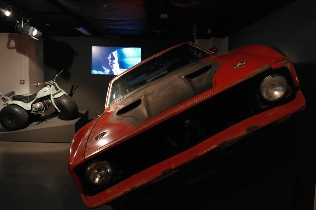 Ford Mustang Mach I – Diamonds Are Forever