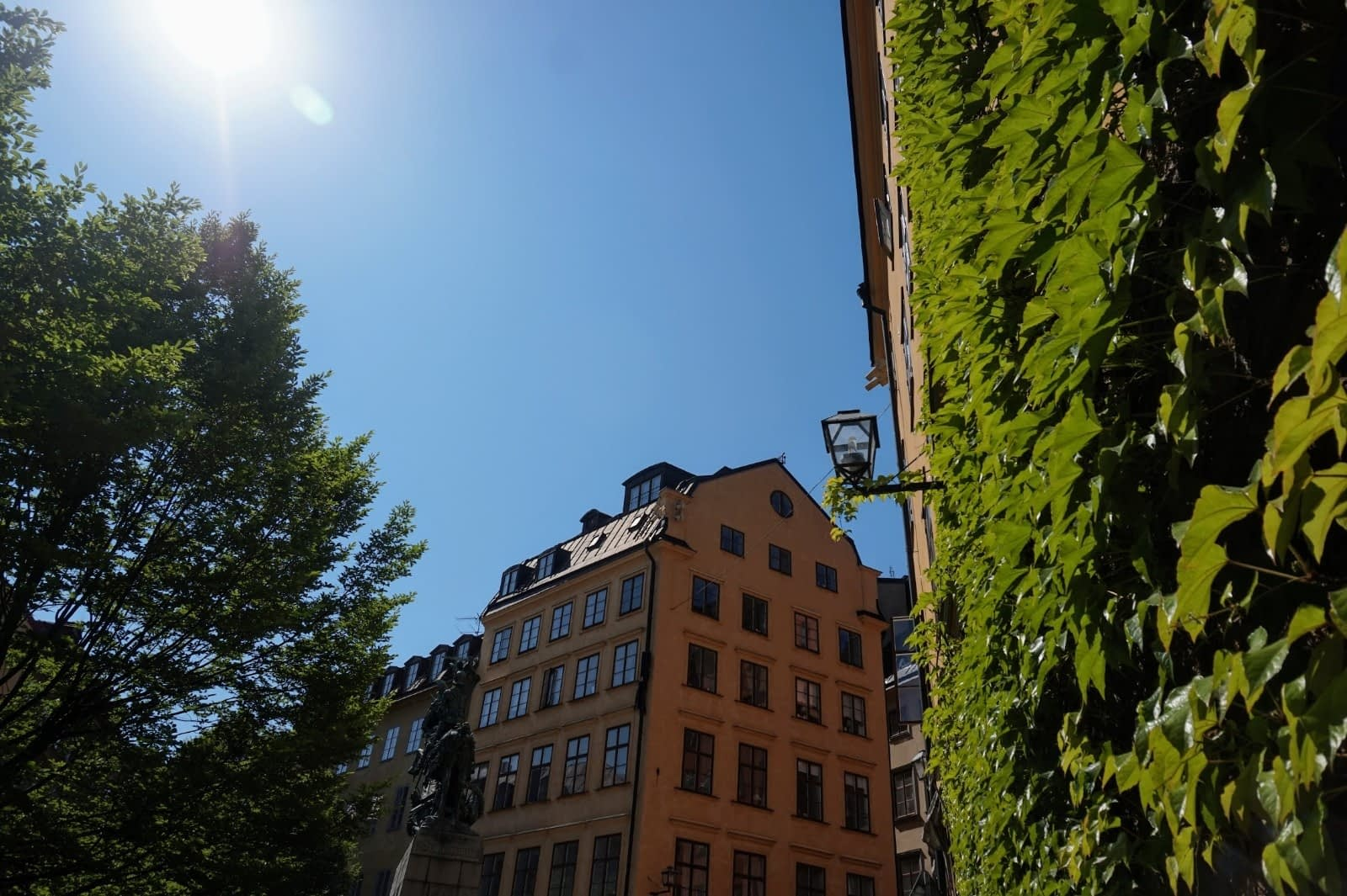 Colourful Houses & Narrow Streets of Gamla Stan, Stockholm 20