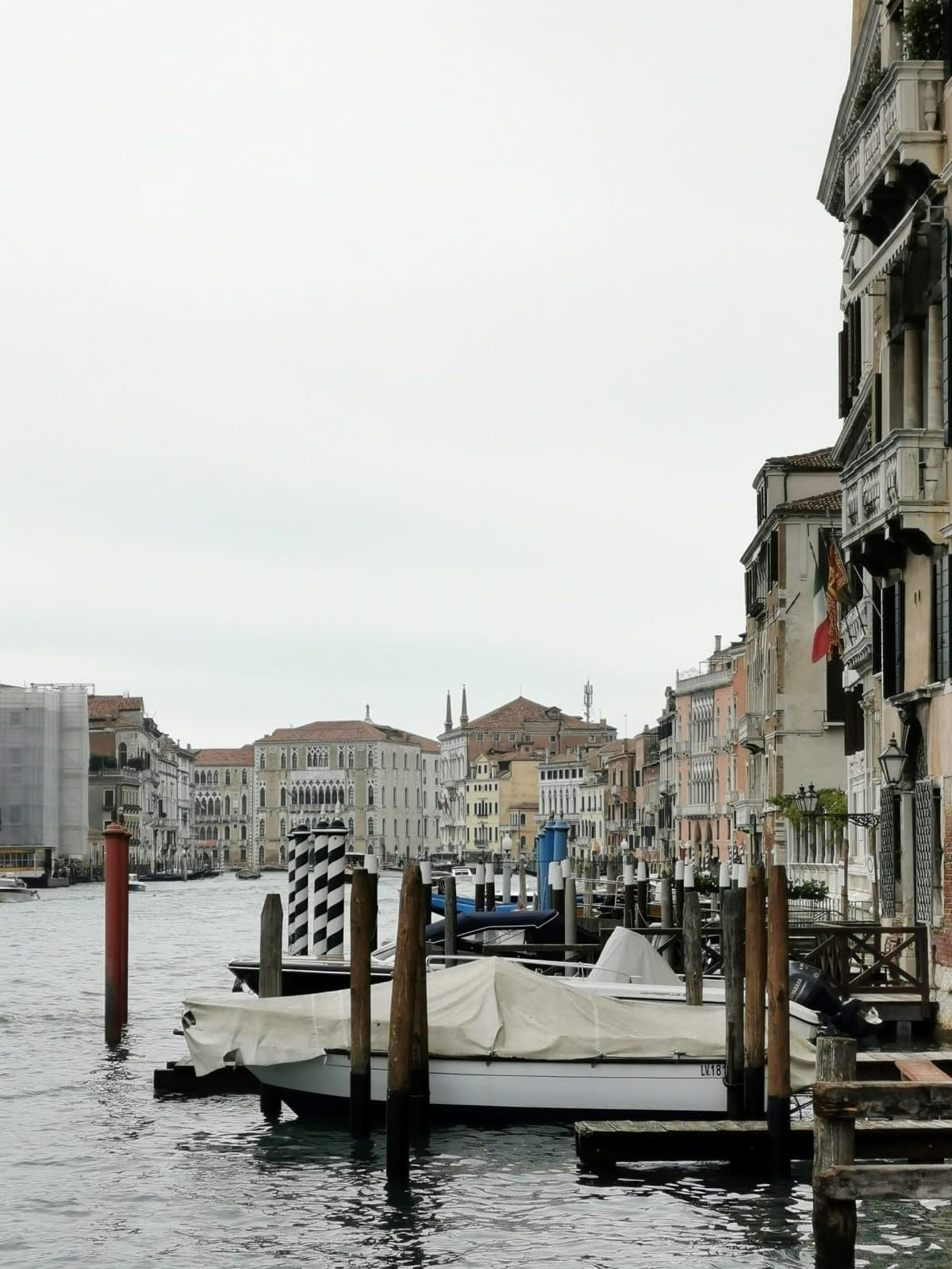 The View From The Back Of A Vaporetto In Venice - This Must Be The Place 7