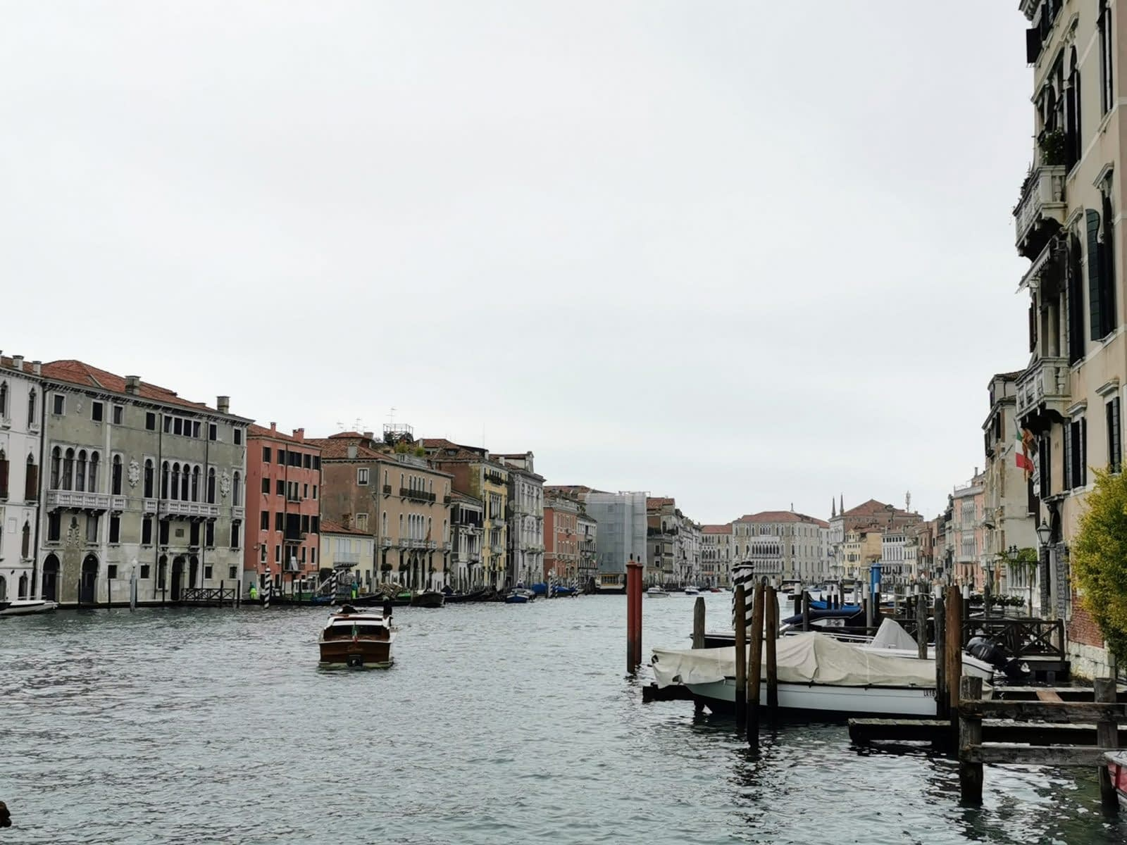 The View From The Back Of A Vaporetto In Venice - This Must Be The Place 1