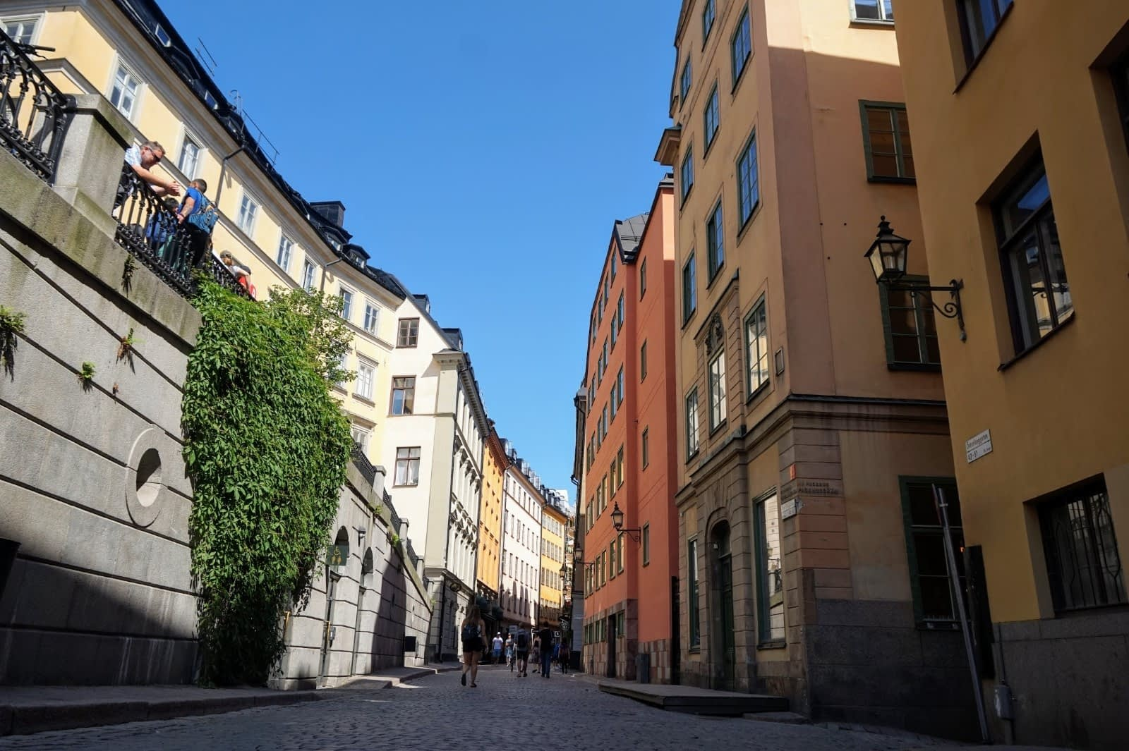Colourful Houses & Narrow Streets of Gamla Stan, Stockholm 16
