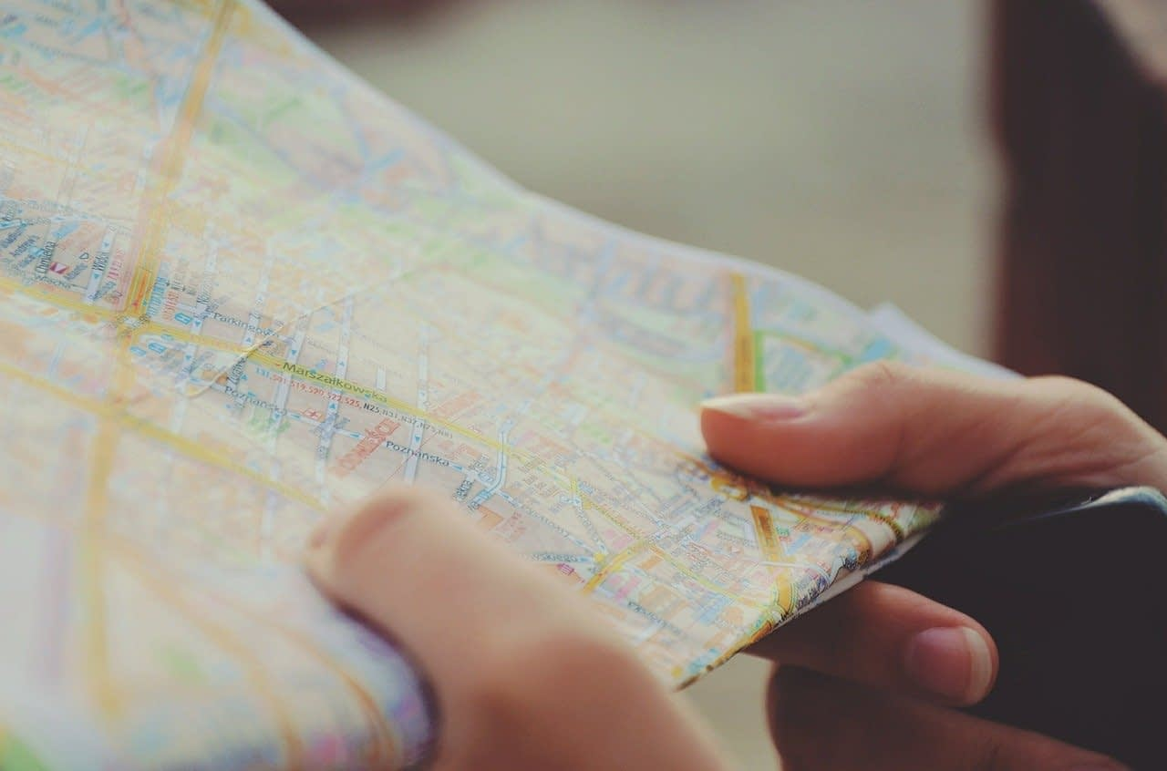 travel guides photo
