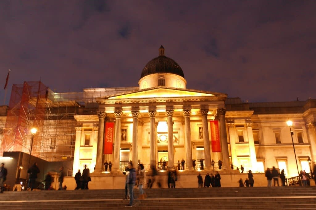 London – The National Gallery