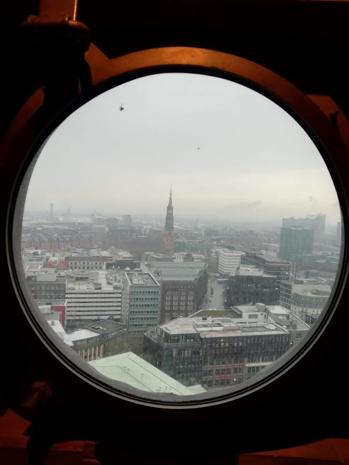 The View From St. Peter's Church, Hamburg