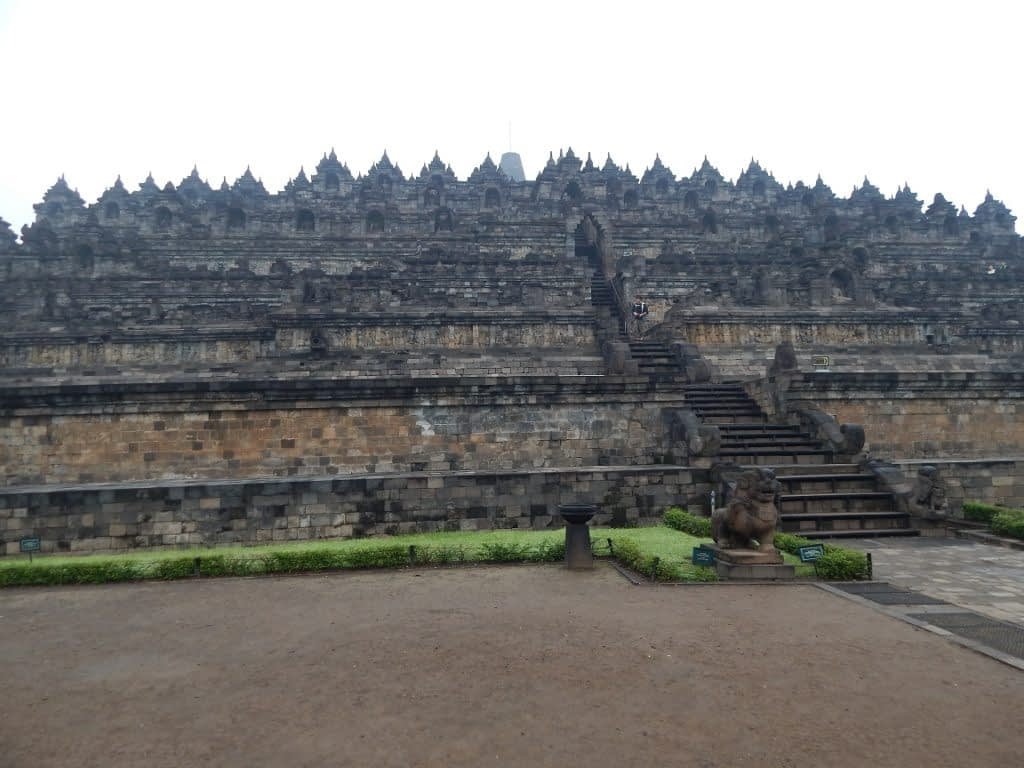 Discover Borobudur - home to one of the greatest Buddhist monuments in the world 1