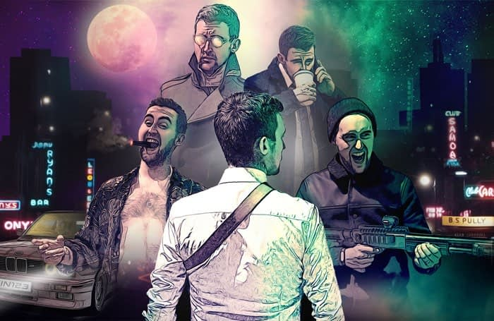 Wolf Review, Soho Theatre - Lewis Doherty 4