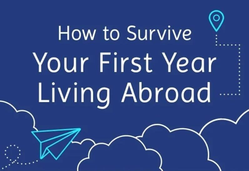 Making the Transition to Living Abroad 1