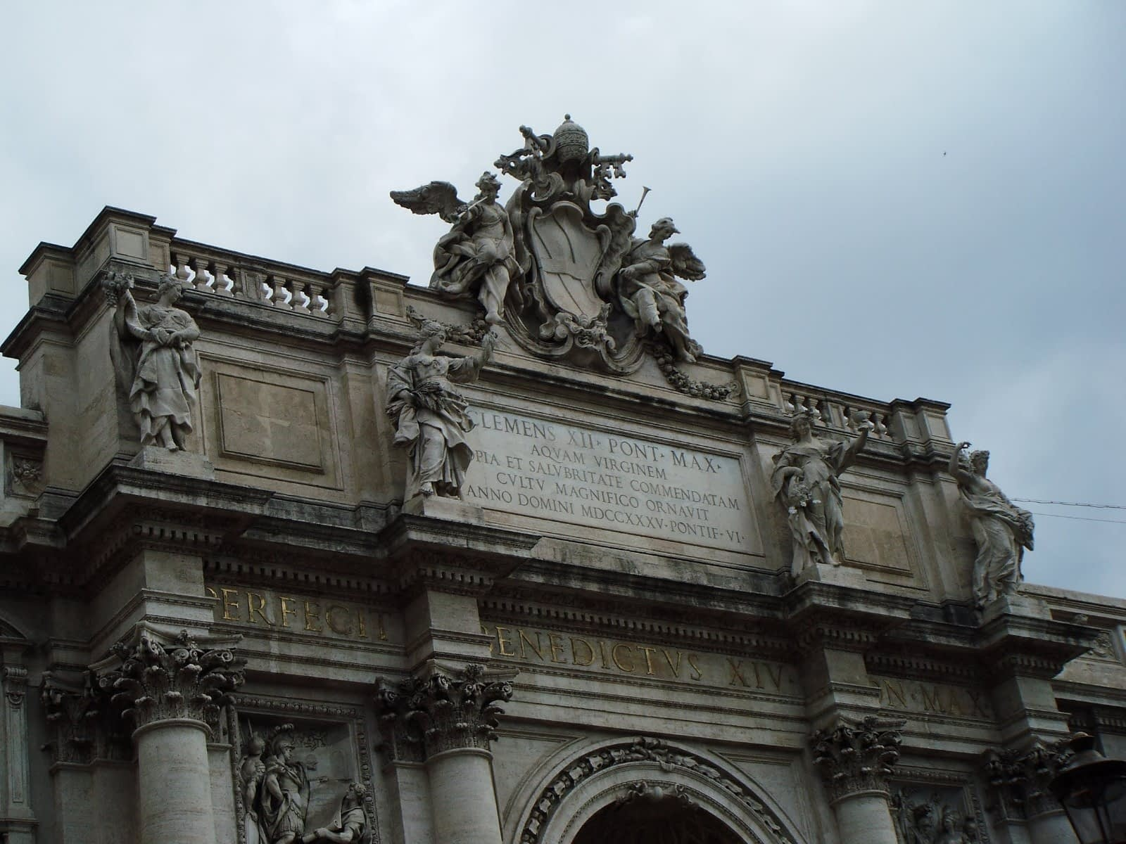 In Photos: Trevi Fountain Facts 6