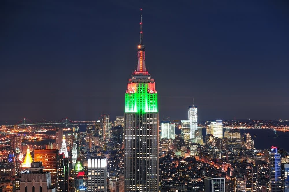 3 days in New York – empire state building